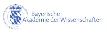 Bay. Akademie d. Wiss. Logo